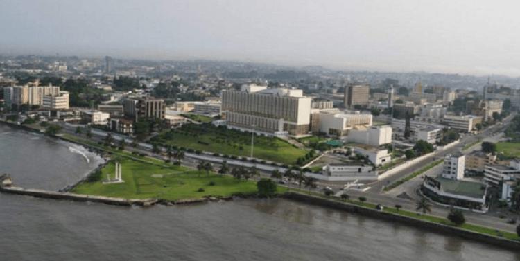 Libreville au Gabon - Gabon : Belles séquence et flamboyance pour la diplomatique gabonaise