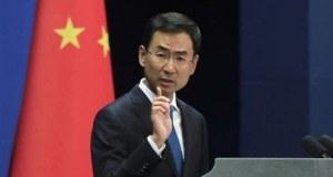 CHINE/Accusation d'ingérence: Pékin met en garde les États-Unis