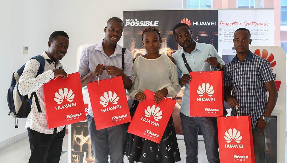 Huawei en Angola avec 60 millions de dollars