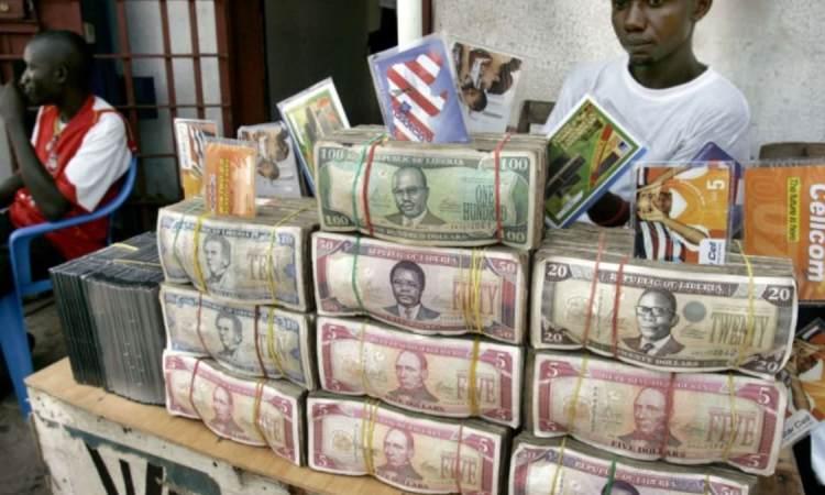 """Tous les billets placés """"dans les coffres"""" de la Banque centrale au Liberia"""