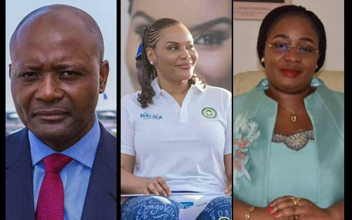 Gabon-Elections : Bruno Ben Moubamba et Estelle Ondo en tête. Malika Bongo élue au premier tour