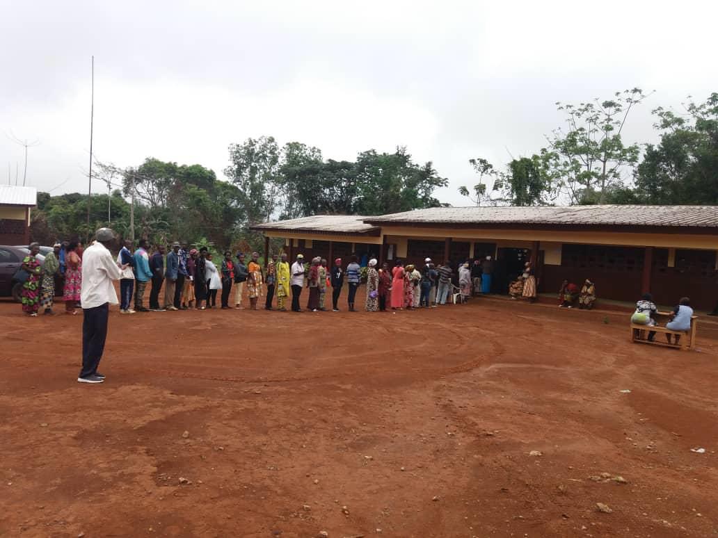 vote1 - Gabon: Conférence de presse du Porte-parole de la Présidence après le 1er tour des Elections jumelées 2018