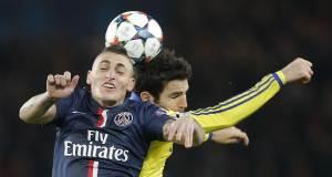France/Sport :  Football, Verratti arrêté pour conduite en état d'ivresse