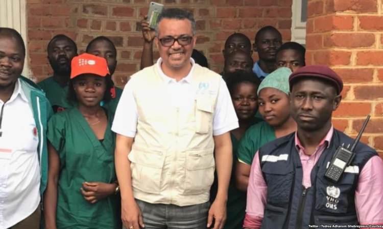 9E619D9D 2FC3 496D 8064 03BE30697D62 cx27 cy9 cw72 w1200 r1 s - L'OMS et l'ONU optimistes face à Ebola en RDC