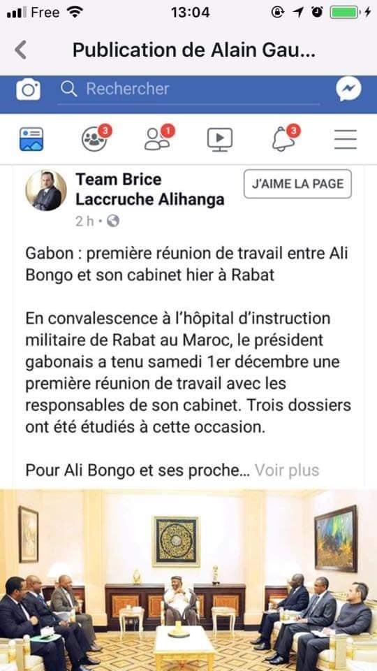 "47320541 10215129300858596 8285531555149905920 n - Gabon/Succession d'Ali bongo, Brice LACCRUCHE ALIHANGA,"" un manipulateur """