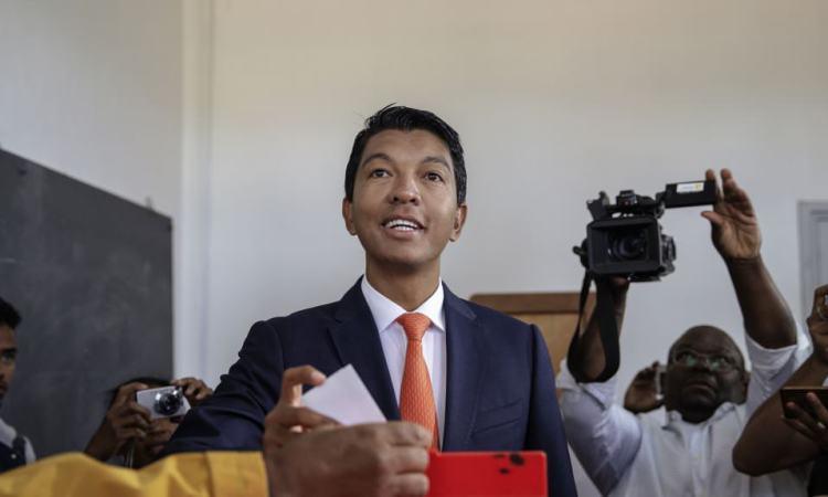 95F0D44A 4027 4513 A7E0 51C8752C0E5F w1023 r1 s - L'ex-chef de l'Etat Andy Rajoelina a remporté la présidentielle à Madagascar