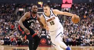 NBA - Jokic offre à Denver une victoire de prestige chez les Toronto Raptors