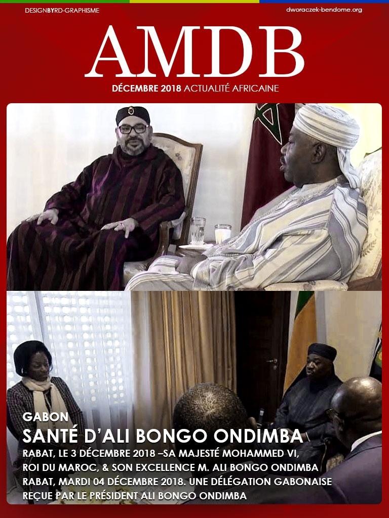 ba84fe85 36e1 42cc bd04 30577bd0a85b - Gabon/Santé d'Ali Bongo Ondimba : L'homme est vivant mais convalescent à Rabat, au Maroc