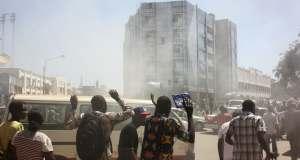 Bato mibale bakufi na bitumba kati na ba étudiants na ba policiers na université ya Lubumbashi
