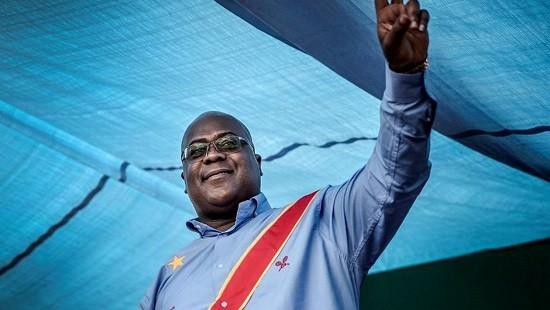 RDC: La CENI a annoncé la victoire du candidat d'opposition Felix Tshisekedi à l'élection présidentielle