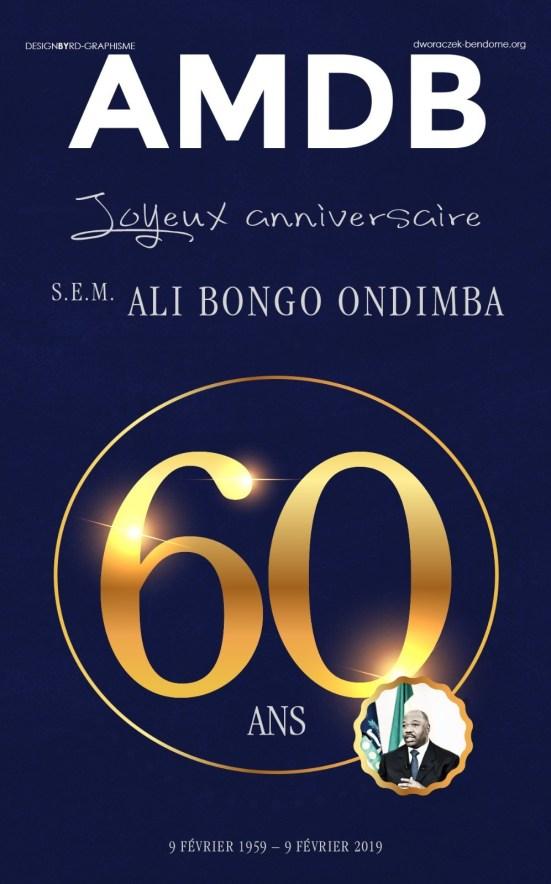 Ali Bongo : Joyeux anniversaire, M. le Président !