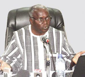 PRESIDENTIELLE DE 2020  :   «  Zéphirin Diabré, n'est (…) pas « essayable », selon François Tambi Kaboré du PPR