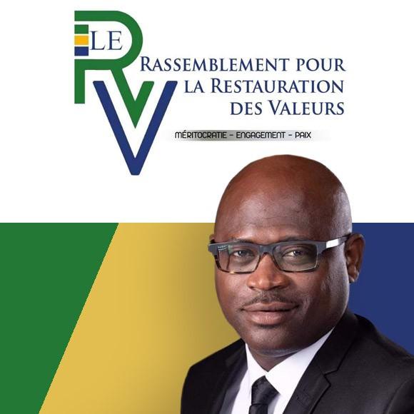Le Rassemblement pour la Restauration des valeurs au Gabon