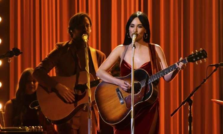 """USA/Grammy Awards: la chanteuse country Kacey Musgraves remporte l'""""album de l'année"""""""