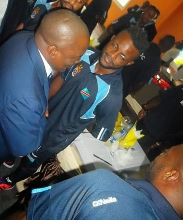 Foot- RDC : Issama Mpeko sera absent des terrains plusieurs jours