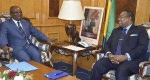 Gabon : Nkoghe Bekale et Boukoubi font le point