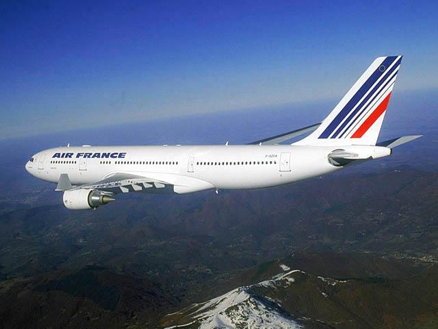 aj air france a330 200 - Air France déploie son nouvel Airbus A330 réaménagé, 5 destinations africaines en bénéficieront