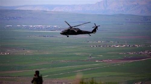 Deir ez-Zor : des hélicoptères US évacuent des daechistes avec 40 tonnes d'or volés en Irak et en Syrie
