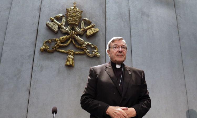 Le cardinal Pell condamné à six ans de prison pour pédophilie