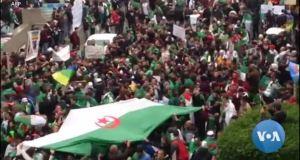 Les Algériens restent mobilisés