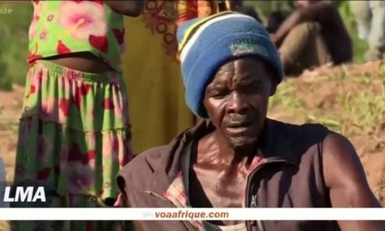 Apparition redoutée du choléra dans une région mozambicaine dévastée par Idai