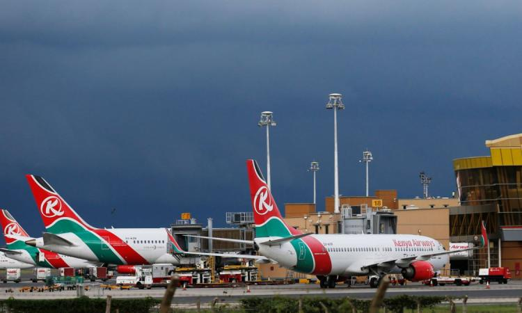 Kenya: une grève surprise paralyse l'aéroport international de Nairobi