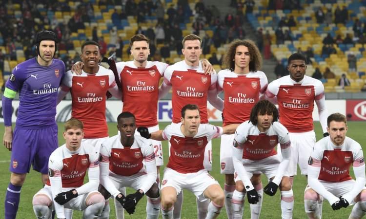 Ligue Europa: Naples-Arsenal à l'affiche en quart de finale