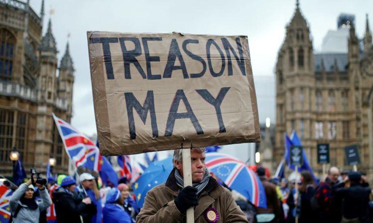 Angleterre : Les députés britanniques votent pour prendre le contrôle du Brexit