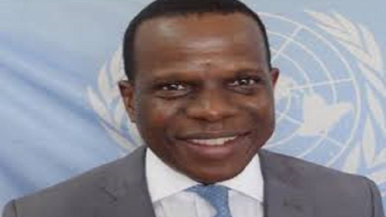 ANTONIO PEDRO 777x437 - La commission économique des Nations Unies pour l'Afrique: augmente le taux de mobilisation des ressources.