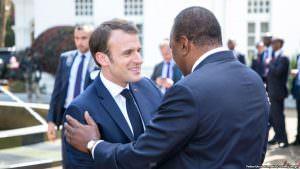 RENCONTRE MACRON/TSHISEKEDI A NAIROBI :  Si le ridicule pouvait tuer…