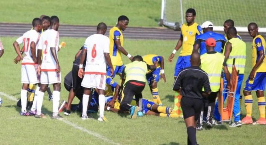 Gabon Oil National Foot 1/Nécrologie : Le duel aérien mortel pour Herman Tsinga !