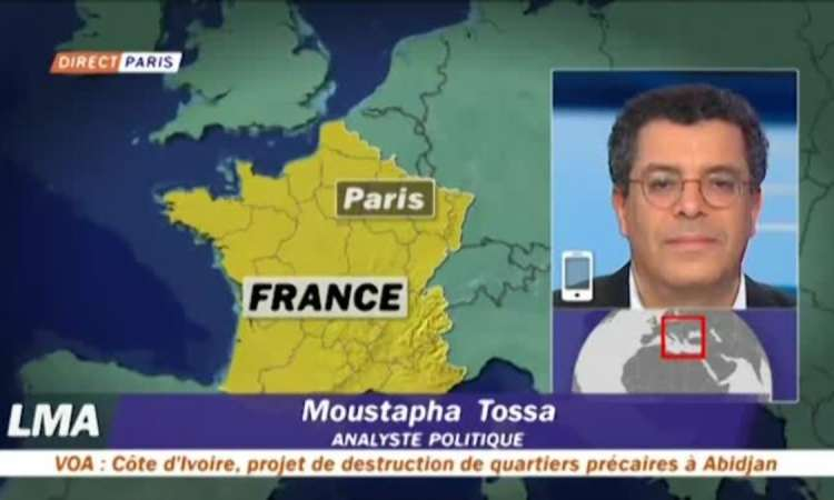 l'analyste Mustapha Tossa sur les attentats de Christchurch