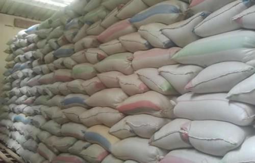 Cote d'ivoire : Du riz impropre à la consommation sous scellée