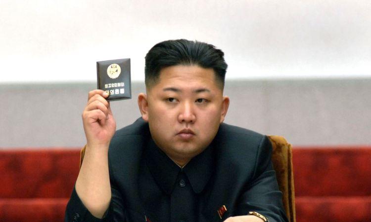 """Kim Jong Un veut porter """"un coup décisif"""" aux partisans des sanctions"""
