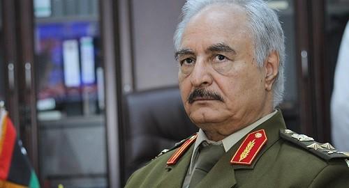 1040651343 - Vers un mandat d'arrêt contre le maréchal Haftar?