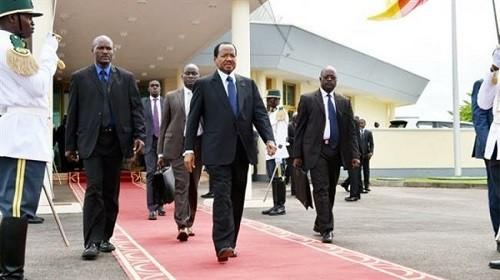 Les États-Unis pourraient imposer des sanctions au président du Cameroun Paul Biya