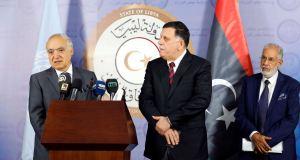 """L'émissaire de l'ONU en Libye met en garde contre un """"embrasement"""" généralisé"""