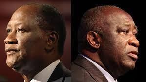 Gbagbo et Ouattara - Côte d'Ivoire: Vers une réconciliation  Laurent Gbagbo  et Alassane Ouattara