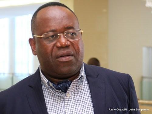 R56A0863 - RDC : L'ancien président de l'Assemblée provinciale  de Kinshasa arrêté