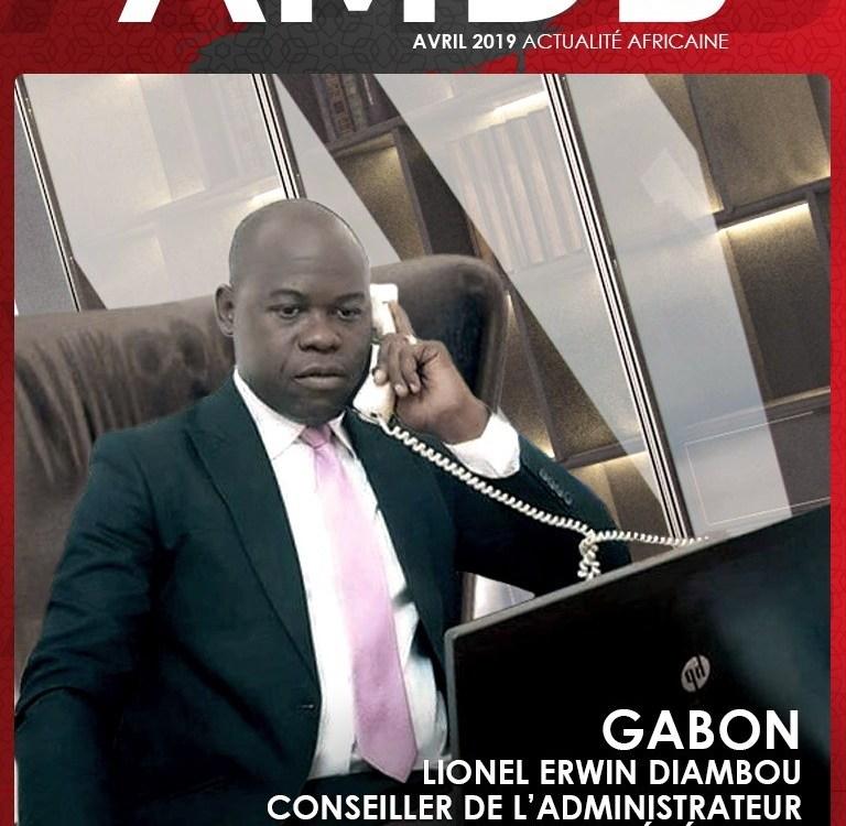 Economie : Lionel Erwin DIAMBOU, Conseiller de l'Administrateur Directeur Général de GABON OIL COMPANY (GOC)