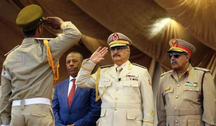 haftar - Libye : Des tirs sur Tripoli