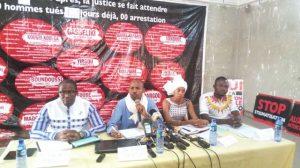 DRAME DE YIRGOU130 :  suspects sérieux identifiés