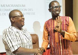 LIBERTE DE LA PRESSE : Le Burkina occupe la 36e place sur 180 pays classés