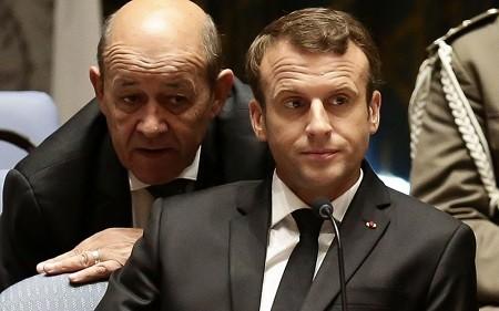 7457286 le drian 1000x625 - Cameroun – France: Jean-Yves Le Drian «Nous faisons pression sur Paul Biya pour que Maurice Kamto soit libéré»