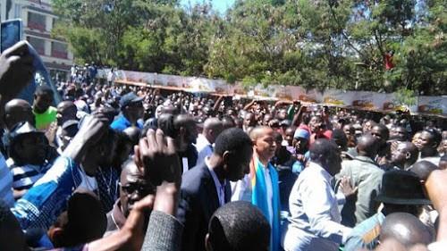 Haut Katanga la population se mobilise à accueillir l'opposant Moïse Katumbi - Haut-Katanga : la population se mobilise à accueillir l'opposant Moïse Katumbi