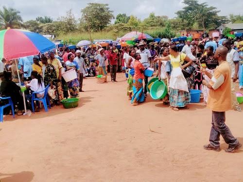 Ituri les humanitaires plaident pour la restauration de la paix à Djugu et Irumu - Ituri : les humanitaires plaident pour la restauration de la paix à Djugu et Irumu