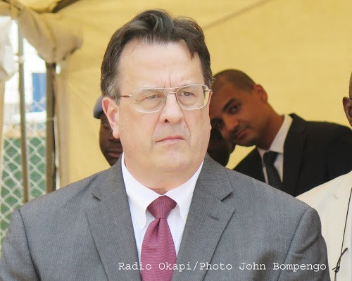 Lutte contre Ebola en RDC : David Gressly nommé coordonnateur des interventions d'urgence de l'ONU