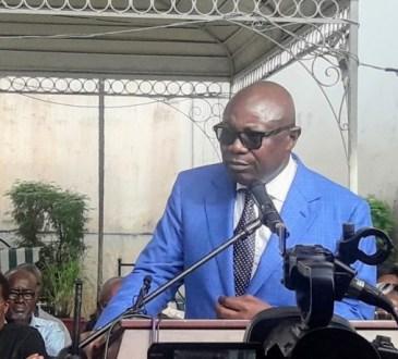 Maganga Moussavou: Une occasion manquée de se taire