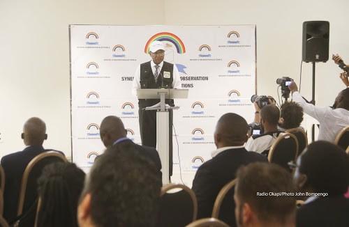 RDC : la Commission Justice et paix, la SYMOCEL et l'AETA pour l'interdiction aux candidats de postuler à plusieurs scrutins