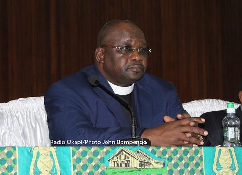 RDC : le président de l'ECC va entreprendre des contacts « pour la paix et l'unité des confessions »